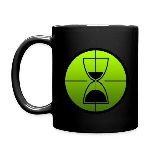 TimeShot Emblem Colored Mug - Full Color Mug