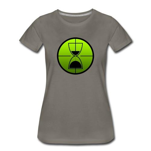 TimeShot Emblem - Women's Premium T-Shirt