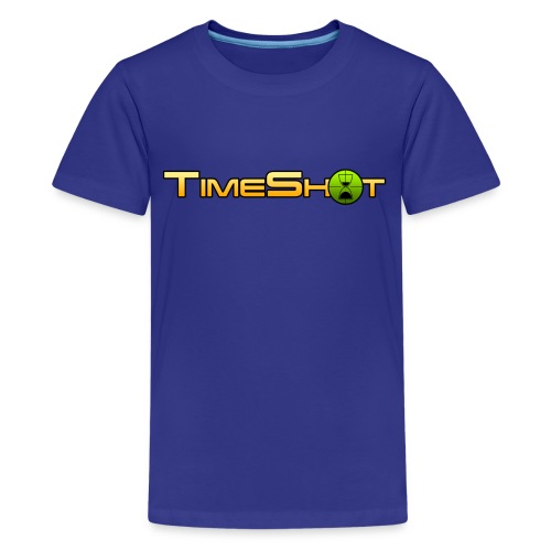 TimeShot Logo Text