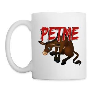 #PETME Sad Mule - Coffee/Tea Mug
