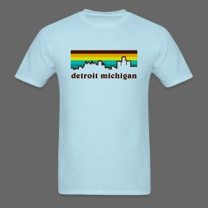 detroit michigan - Men's T-Shirt