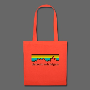 detroit michigan - Tote Bag