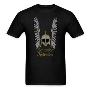 We remember  - normal edition - Men's T-Shirt