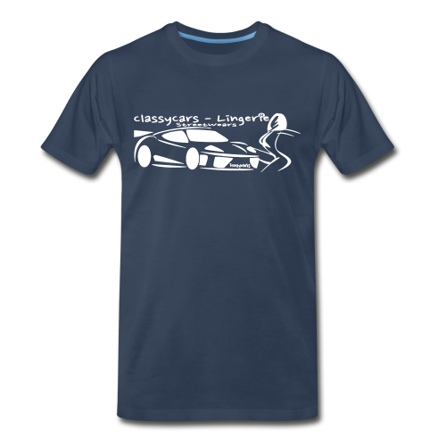 Large Man Size - Men's Premium T-Shirt
