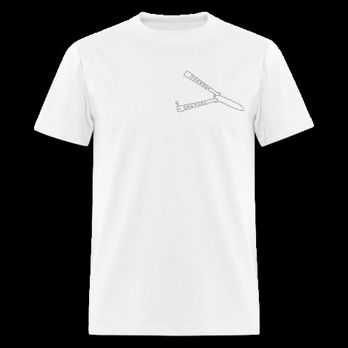 butterflies - Men's T-Shirt