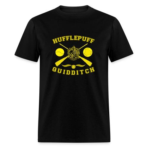 Hufflepuff Quidditch Unisex T-Shirt - Men's T-Shirt