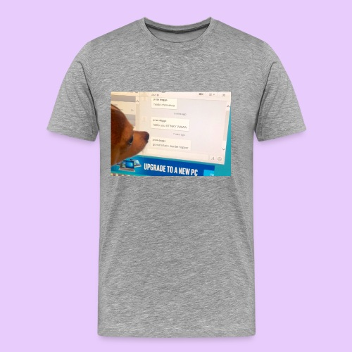 henlo chinwewa - Men's Premium T-Shirt