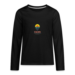 Team BITS Long Sleeve Black - Kids' Premium Long Sleeve T-Shirt