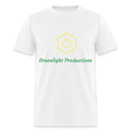 Greenlight- Men's White - Men's T-Shirt