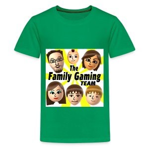 FGTEEV (w/ White Background) - Kids' Premium T-Shirt