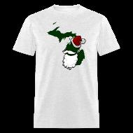 T-Shirts ~ Men's T-Shirt ~ Santa State