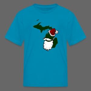 Santa State - Kids' T-Shirt