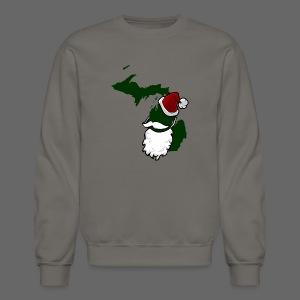 Santa State - Crewneck Sweatshirt