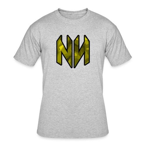 WFT (Yellow) - Men's 50/50 T-Shirt