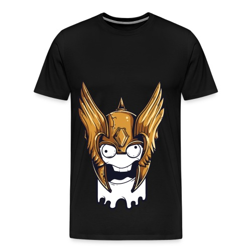 Ghost King Tshirt - Men's Premium T-Shirt