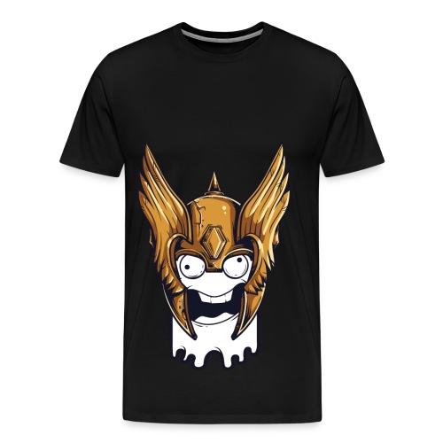 Ghost King Tshirt - Men's Premium T-Shirt