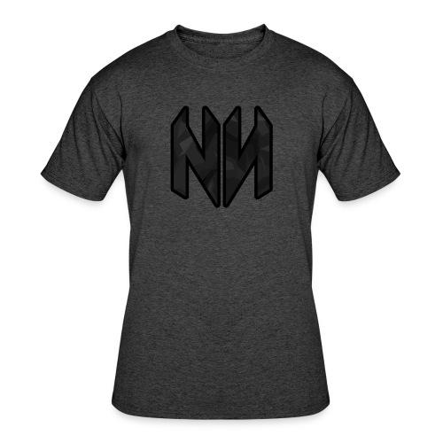 BFT (Black) - Men's 50/50 T-Shirt