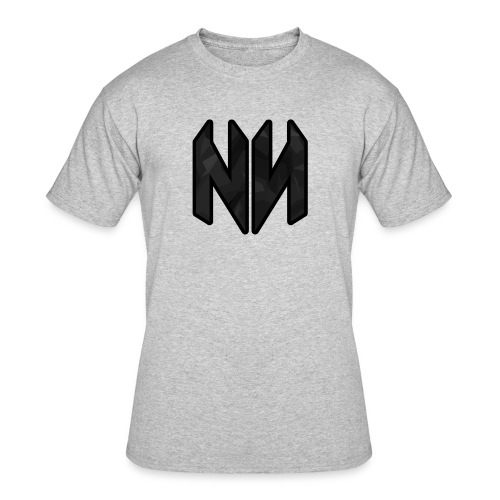 WFT (Black) - Men's 50/50 T-Shirt