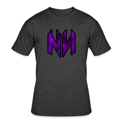 BFT (Purple) - Men's 50/50 T-Shirt