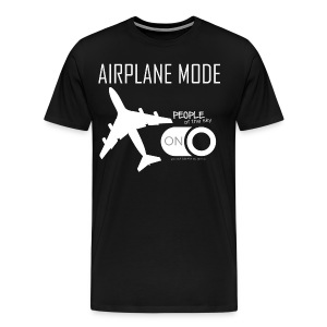 Airplane Mode 747   Men - Men's Premium T-Shirt