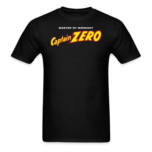 Captain Zero - Men's T-Shirt
