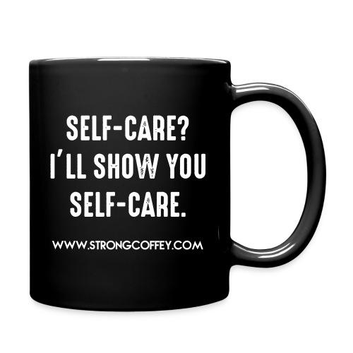 Self-Care Ceramic Mug - Full Color Mug