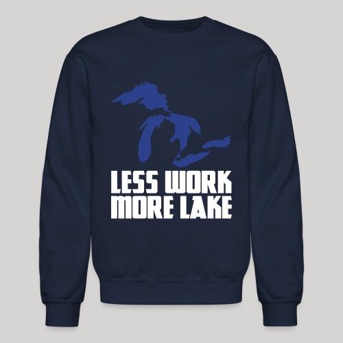 Less work, MORE LAKE!