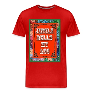 Jingle Bells... - Men's Premium T-Shirt
