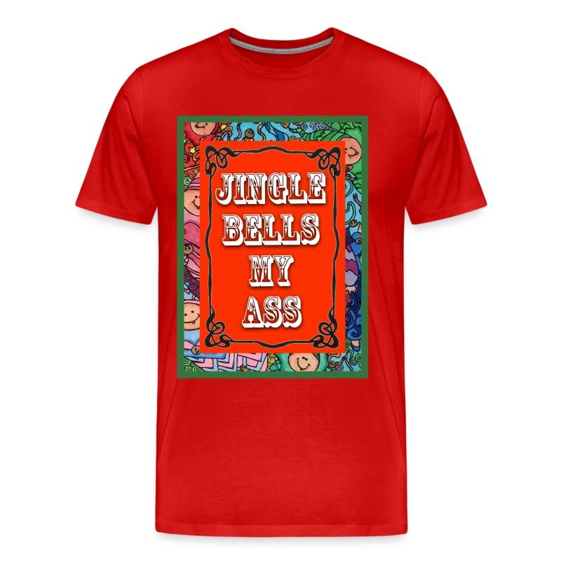 Jingle Bells... - Men's Premium T-Shirt