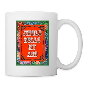 Jingle Bells... - Coffee/Tea Mug