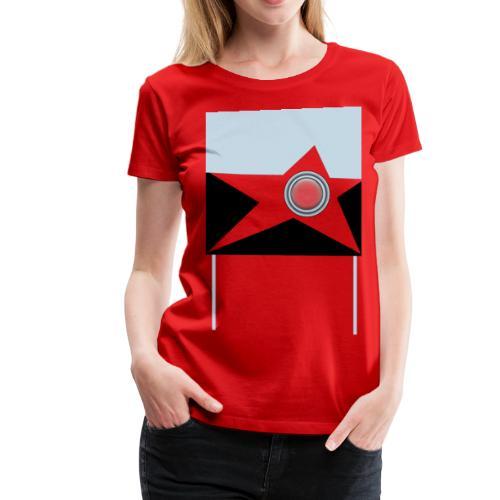 Kyuuranger Main - Women's Premium T-Shirt