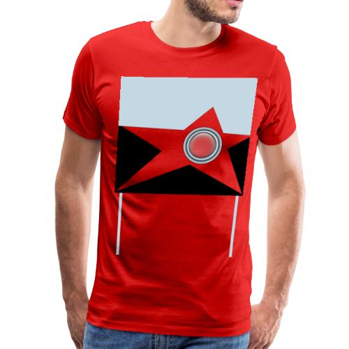 Kyuuranger Main - Men's Premium T-Shirt