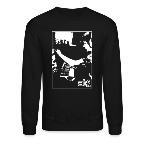 All These Fingers Analog Crewneck  - Crewneck Sweatshirt