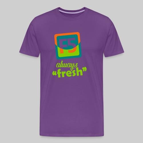 F5 Always Fresh - Men's Premium T-Shirt