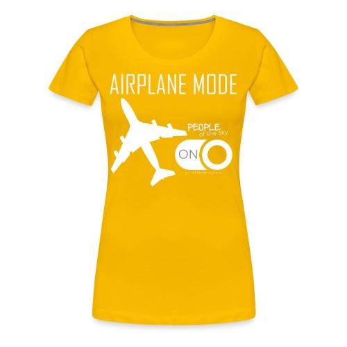 Airplane Mode 747 | Women - Women's Premium T-Shirt