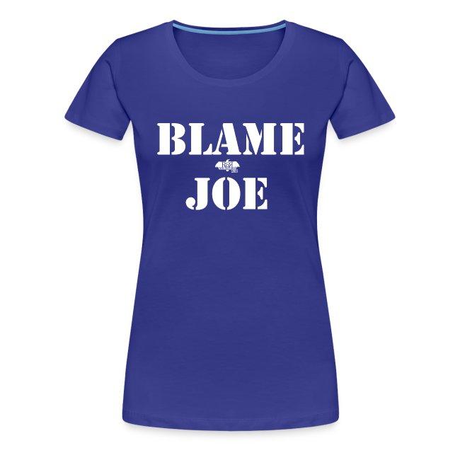 Blame Joe Women's