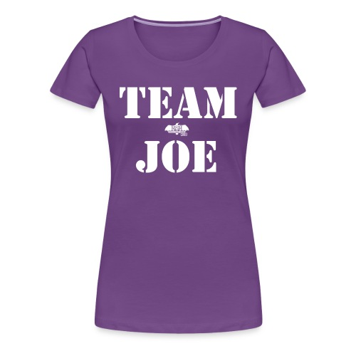 Team Joe Women's - Women's Premium T-Shirt