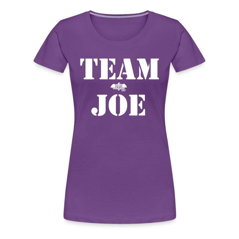 Team Joe Women's - Women's Premium T-Shirt