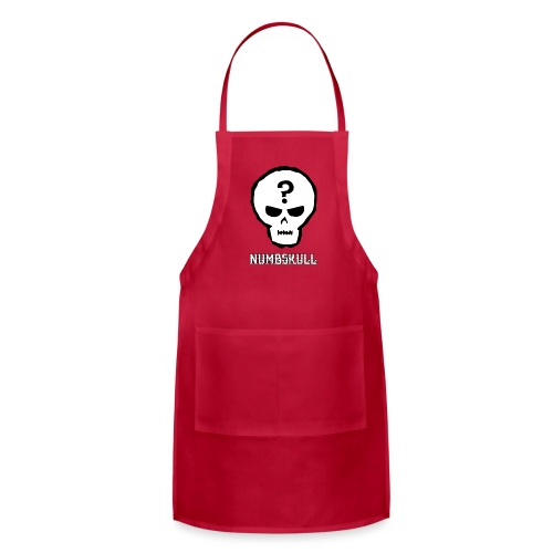 Meatcutter Numbskull Apron - Adjustable Apron