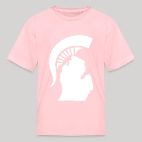 The State of Michigan - Kids' T-Shirt