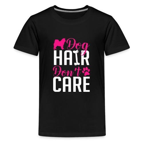 Alaskan Malamute Dog Hair Kids Shirt - Kids' Premium T-Shirt