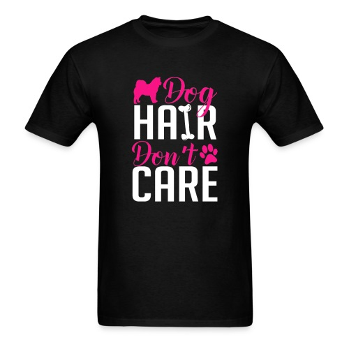 Alaskan Malamute Dog Hair Men's Shirt - Men's T-Shirt
