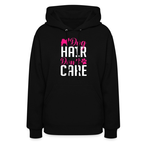 Alaskan Malamute Dog Hair Women's Hoodie - Women's Hoodie