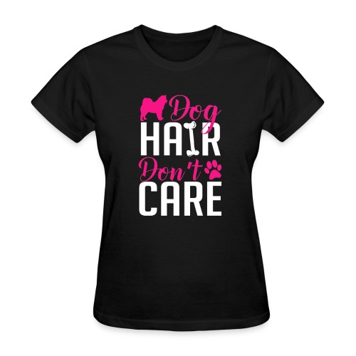 Alaskan Malamute Dog Hair Women's Shirt - Women's T-Shirt