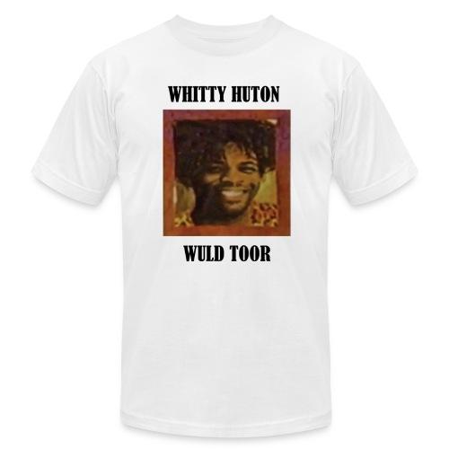 Whitty Huton Wuld Toor - Men's Fine Jersey T-Shirt