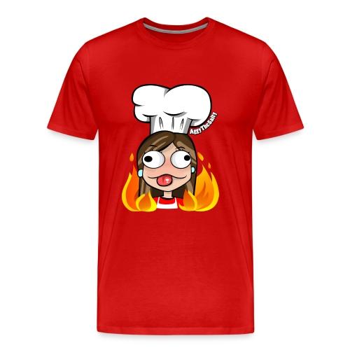 AggyFire men T-Shirt - Men's Premium T-Shirt