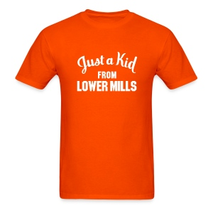 Just a Kid from Lower Mills - Men's T-Shirt