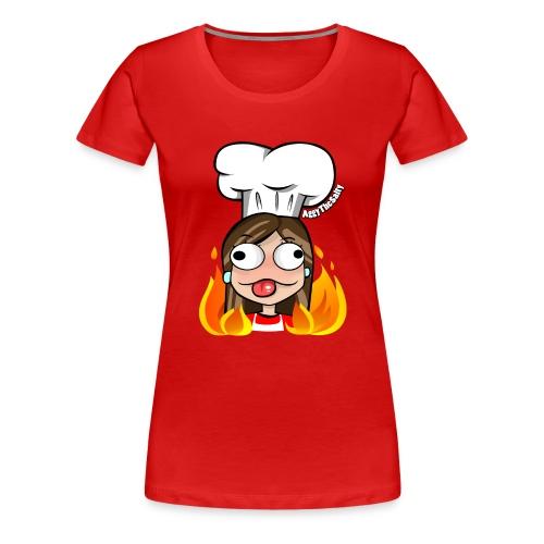 Aggy Fire women T-Shirt - Women's Premium T-Shirt
