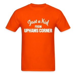 Just a Kid from Uphams Corner - Men's T-Shirt
