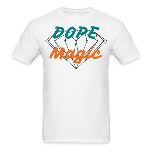 DOPE MAGIC DOLPHIN TEE - Men's T-Shirt